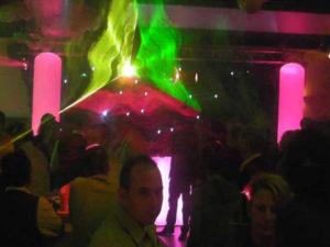 Dance pakket met laser