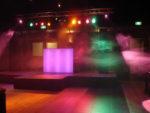 Verjaardag drive-in-show Dance