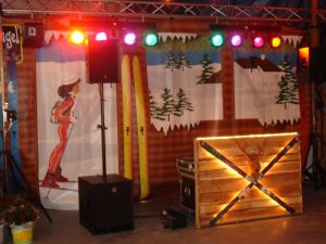 Apres-ski Party themafeest dj