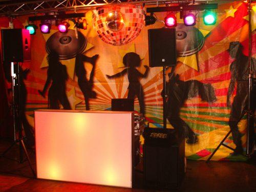 HitStory jaren 70-80-90 themafeest dj