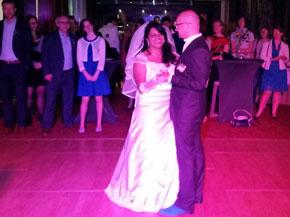 openingsdans bruiloft