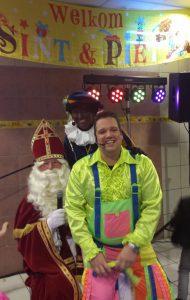 Sinterklaas en pietendisco